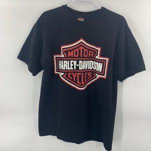 Harley Davidson 1996 Pig Trail Ark T-Shirt Size XL